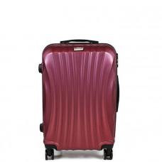 Cestovný kufor SAPPHIRE ST-100 bordový - M