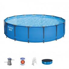 Bazén 427 x 107 cm Steel Pro Bestway - 56950