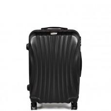 Cestovný kufor SAPPHIRE ST-100 čierny - M