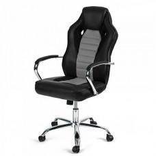 Kancelárska stolička SENSO sivá