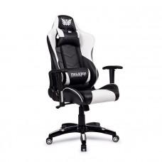 Stolička pre hráčov Sapphire Megatron - biela