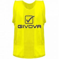 Rozlišovací dres GIVOVA -žltý