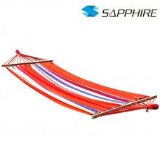 Hojdacia sieť Sapphire ST-210 Tomando - červená