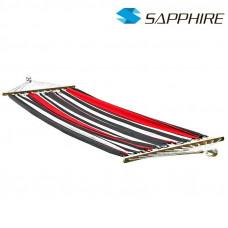 Hojdacia sieť Sapphire ST-210 Tomando - sivé