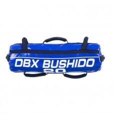 Powerbag DBX BUSHIDO - 20 KG - MODRÁ