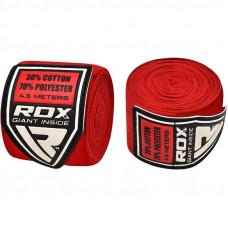 Elastické bandáže na ruky RDX RR - červené
