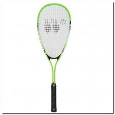 Squashová raketa WISHALUMTEC zelená -9902