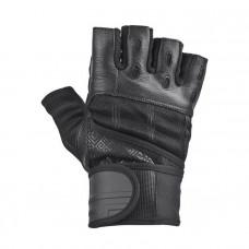 Fitness rukavice Spokey RAYO III - čierne