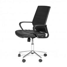 Kancelárska stolička VIP čierna