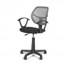 Kancelárska stolička Ergo sivá