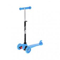 Kolobežka NILS EXTREME HLB05 - modrá