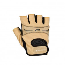 Dámské Fitness rukavice Spokey ELENA  - béžová