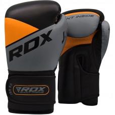 Boxerské rukavice pre deti RDX R8 - oranžové