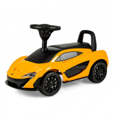 Odrážadlo Baby Mix McLaren - žlté