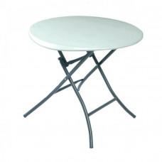 Okrúhly skladací stôl LIFETIME 80423