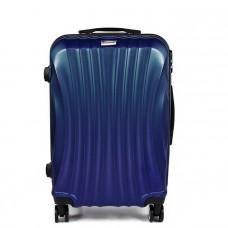 Cestovný kufor SAPPHIRE ST-100 modrý - L