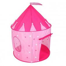 Detský stan Hrad 8715 - ružový