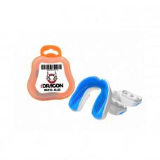 Chránič zubov MR.DRAGON - bielo-modrý