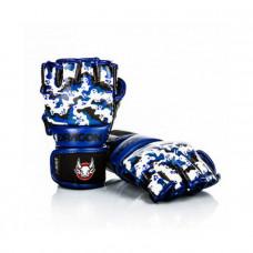 MMA rukavice Mr.Dragon X-MMA - modré