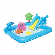 Bazén so šmýkalkou Bestway 53052