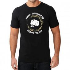 Bavlnené tričko DBX BUSHIDO FIGHT TEAM KT-14