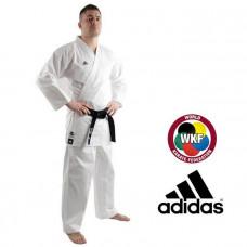 Kimono na karate ADIDAS WKF CLUB 150 cm