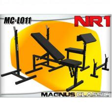 Posilňovacia lavica MAGNUS L011