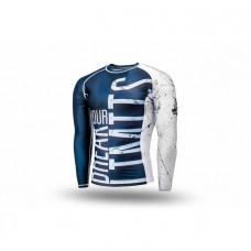 Rashguard tričko DBX BUSHIDO BREAK LIMITS R-119 F