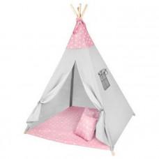 Stan pre deti Tipí ISO TRADE - ružový