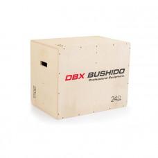 Bushido Plyo Box DBX standart