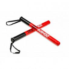 Tréningové obušky DBX BUSHIDO 50cm - červené