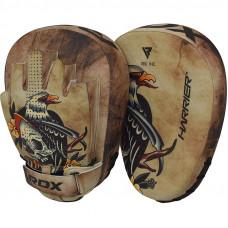 Boxerské lapy RDX T14 Harrier Tattoo