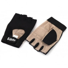 Fitness rukavice Laubr - krémové