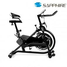 Cyklotrenažér SAPPHIRE SG-1000S Hard - čierny