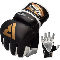 Kožené rukavice MMA RDX T2
