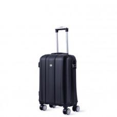 Cestovný kufor DAVID JONES 1028 S (40 l)  - čierna