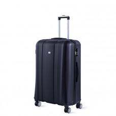 Cestovný kufor DAVID JONES 1028 M (72 l) - čierna