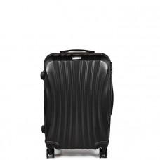 Cestovný kufor SAPPHIRE ST-100 čierny - S