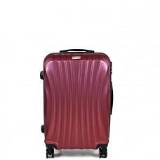 Cestovný kufor SAPPHIRE ST-100 bordový - S