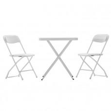 Zostava 2 stoličky + stôl NEWSTORM ARUBA