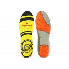 Gélové vložky do topánok Sorbothane Double Strike - 091566983