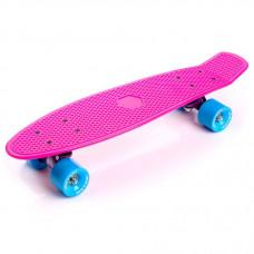 Pennyboard Meteor 23691 - ružový
