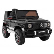 Elektrické autíčko MERCEDESG63 AMG - čierne